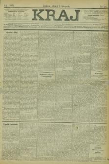Kraj. 1870, nr 255 (8 listopada)