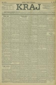 Kraj. 1870, nr 258 (11 listopada)