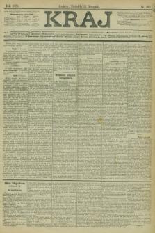 Kraj. 1870, nr 260 (13 listopada)