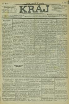 Kraj. 1870, nr 263 (17 listopada)