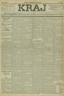 Kraj. 1870, nr 272 (27 listopada)