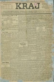 Kraj. 1872, nr 2 (4 stycznia)