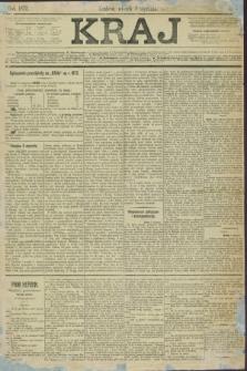 Kraj. 1872, nr 5 (9 stycznia)