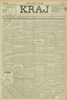 Kraj. 1872, nr 258 (10 listopada)