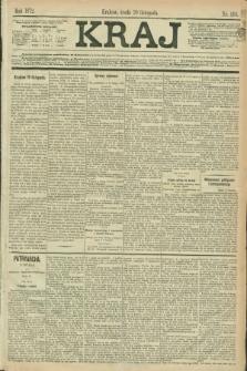 Kraj. 1872, nr 266 (20 listopada)