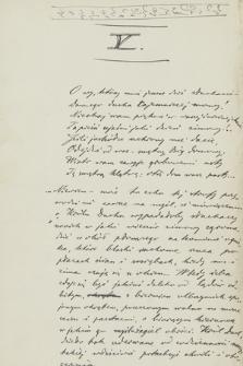 """""""Król Duch [Juliusza Słowackiego]"""" : fragment nieukończonej monografii. [3]"""