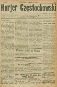 Kurjer Częstochowski. R.1, № 232 (7 grudnia 1919)