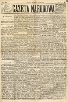Gazeta Narodowa. 1878, nr76