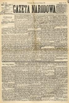 Gazeta Narodowa. 1878, nr82