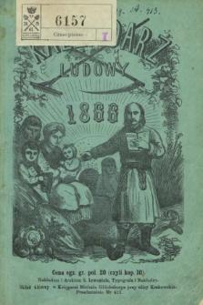 Lewentala Kalendarz Ludowy Obrazkowy na rok zwyczajny 1866. R.5