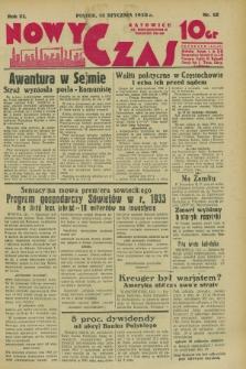 Nowy Czas. R.3, nr 13 (13 stycznia 1933)