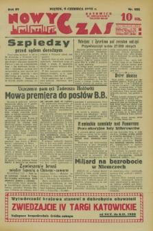 Nowy Czas. R.3, nr 151 (2 czerwca 1933)