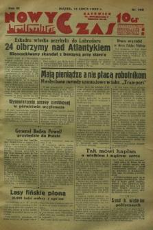 Nowy Czas. R.3, nr 192 (14 lipca 1933)