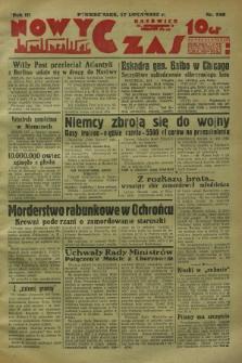 Nowy Czas. R.3, nr 195 (17 lipca 1933)