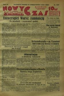 Nowy Czas. R.3, nr 297 (27 października 1933)