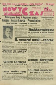 Nowy Czas. R.4, nr 62 (3 marca 1934)
