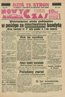 Nowy Czas. R.4, nr 114 (26 kwietnia 1934)