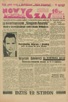 Nowy Czas. R.4, nr 116 (28 kwietnia 1934)