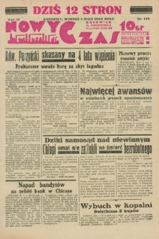 Nowy Czas. R.4, nr 119 (1 maja 1934)