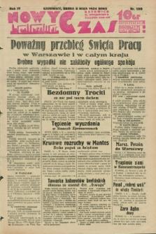 Nowy Czas. R.4, nr 120 (2 maja 1934)
