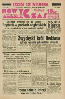 Nowy Czas. R.4, nr 124 (6 maja 1934)