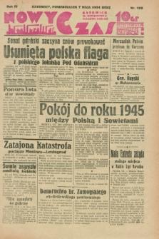 Nowy Czas. R.4, nr 125 (7 maja 1934)