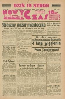 Nowy Czas. R.4, nr 126 (8 maja 1934)