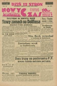 Nowy Czas. R.4, nr 127 (9 maja 1934)