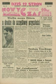 Nowy Czas. R.4, nr 136 (18 maja 1934)