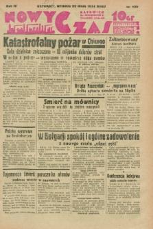 Nowy Czas. R.4, nr 139 (22 maja 1934)