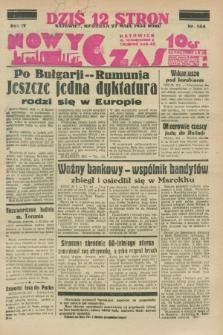 Nowy Czas. R.4, nr 144 (27 maja 1934)