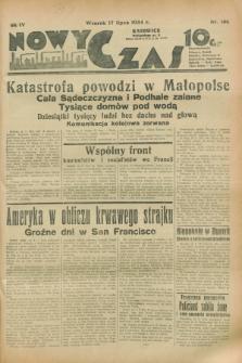 Nowy Czas. R.4, nr 180 (17 lipca 1934)
