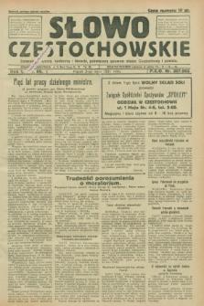 Słowo Częstochowskie : dziennik polityczny, społeczny i literacki, poświęcony sprawom miasta Częstochowy i powiatu. R.1, nr 89 (3 lipca 1931)