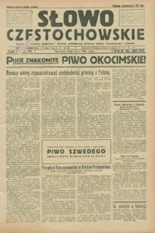 Słowo Częstochowskie : dziennik polityczny, społeczny i literacki, poświęcony sprawom miasta Częstochowy i powiatu. R.1, nr 91 (5 lipca 1931)