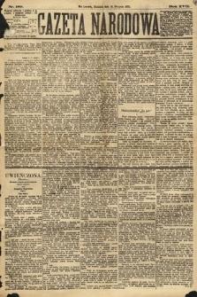 Gazeta Narodowa. 1878, nr189
