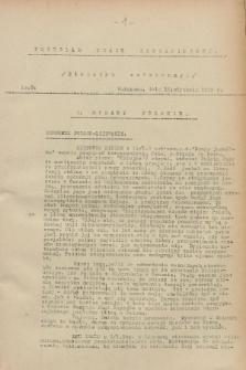 Przegląd Prasy Zagranicznej. 1928, nr 9 (12 stycznia)