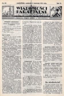 """Wiadomości Parafjalne : dodatek do tygodników """"Niedziela"""" i""""Przewodnika Katolickiego"""". 1935, nr36"""