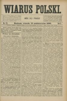 Wiarus Polski. R.5, nr 122 (15 października 1895)