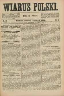 Wiarus Polski. R.6, nr 141 (1 grudnia 1896)