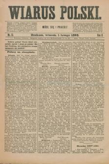 Wiarus Polski. R.8, nr 13 (1 lutego 1898)