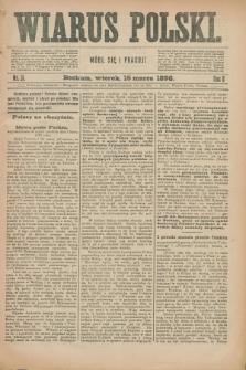 Wiarus Polski. R.8, nr 31 (15 marca 1898)