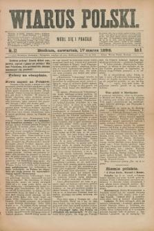 Wiarus Polski. R.8, nr 32 (17 marca 1898)