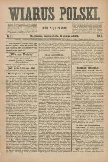 Wiarus Polski. R.8, nr 53 (5 maja 1898)