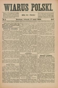 Wiarus Polski. R.8, nr 58 (17 maja 1898)