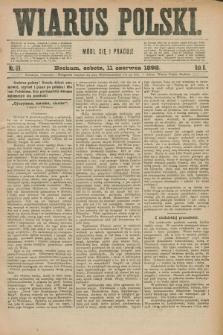 Wiarus Polski. R.8, nr 69 (11 czerwca 1898)