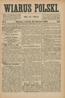 Wiarus Polski. R.8, nr 76 (28 czerwca 1898)