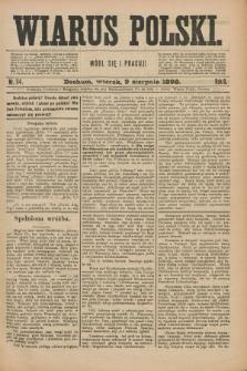 Wiarus Polski. R.8, nr 94 (9 sierpnia 1898)