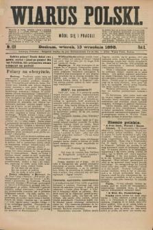 Wiarus Polski. R.8, nr 109 (13 września 1898)