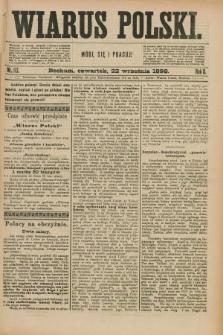 Wiarus Polski. R.8, nr 113 (22 września 1898)