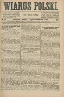Wiarus Polski. R.8, nr 123 (15 października 1898)